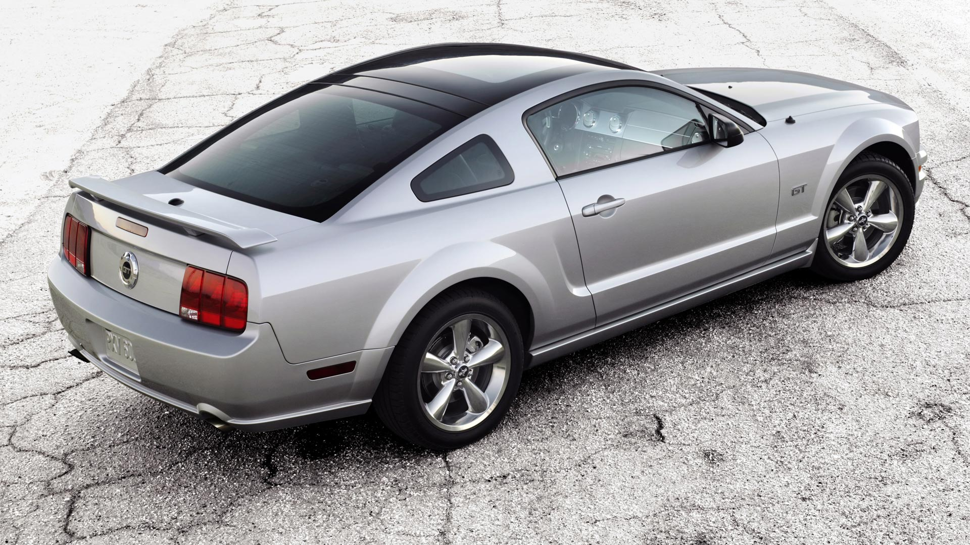 Ford Mustang 434px Image 10