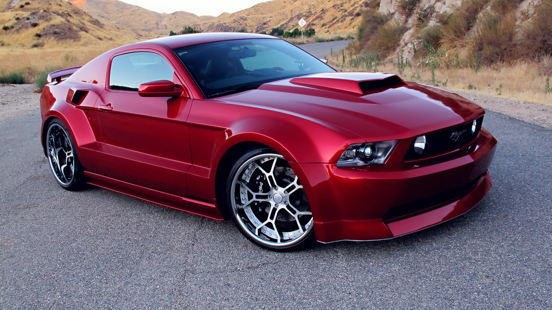 Ford Mustang 2012 #12