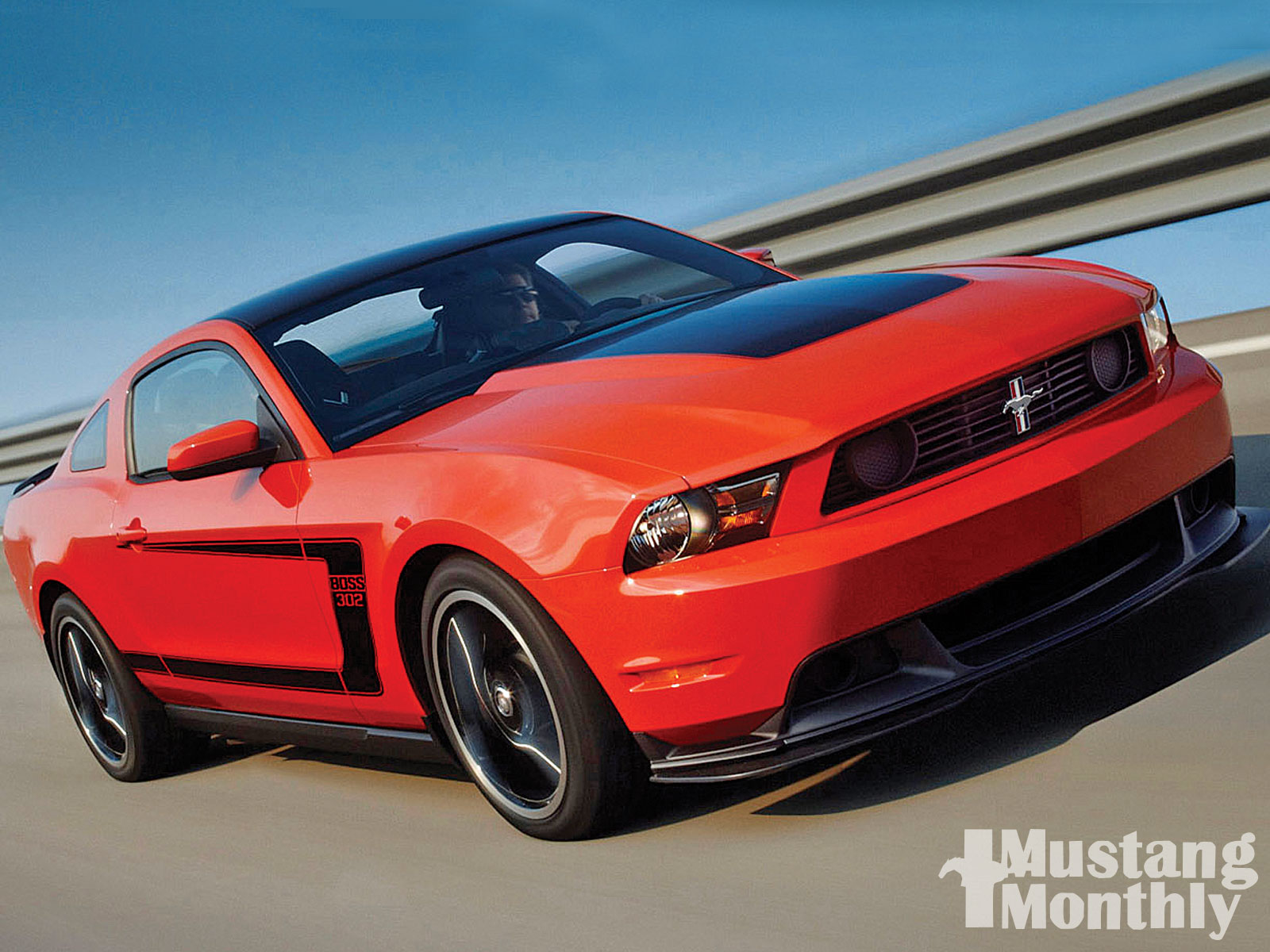 Ford Mustang 2012 #14