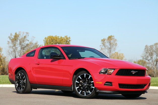 Ford Mustang 2012 #15