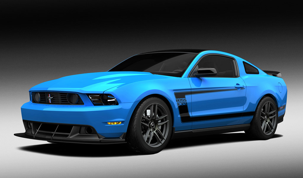 Ford Mustang 2012 #9