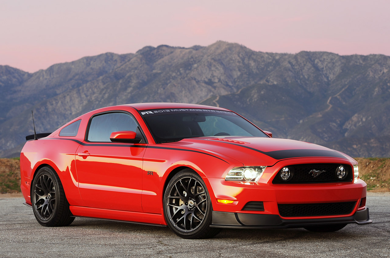 2013 ford mustang information and photos momentcar. Black Bedroom Furniture Sets. Home Design Ideas