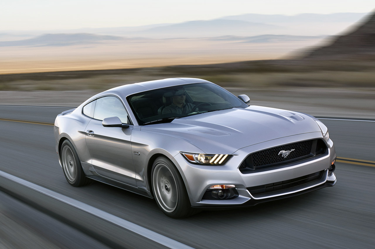 Ford Mustang 2014 #2