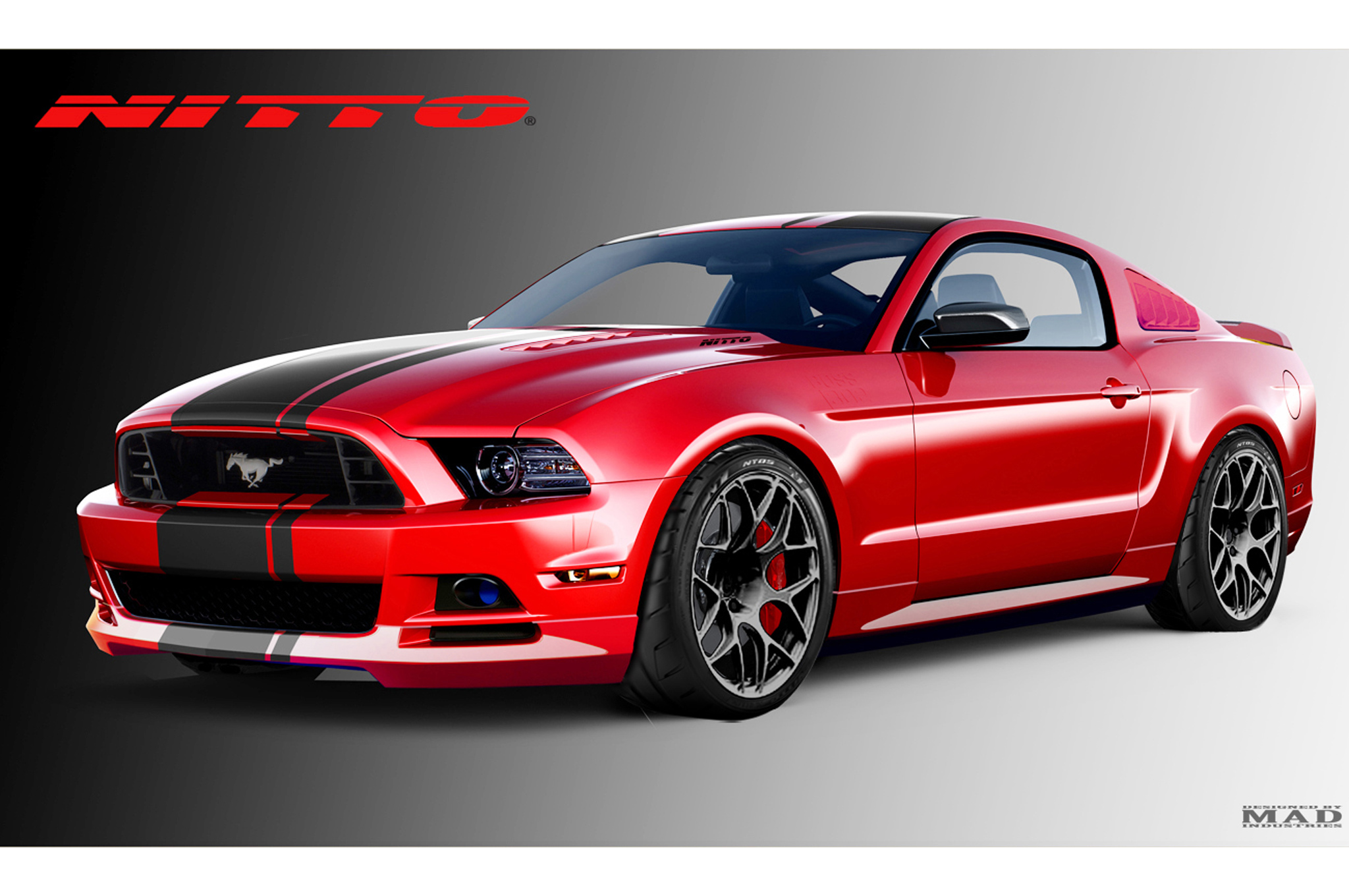 Ford Mustang 2014 #5