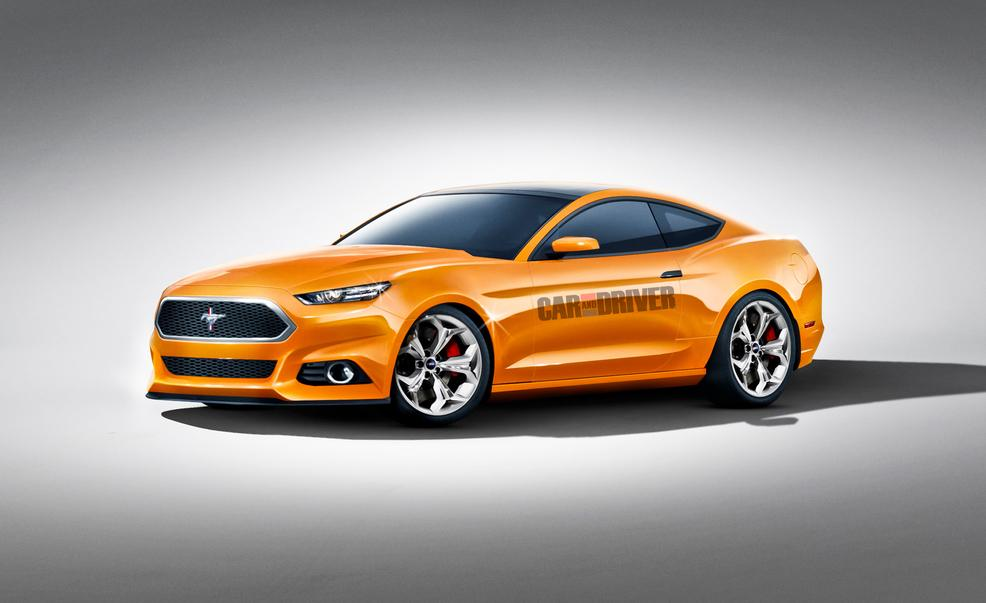 Ford Mustang 2014 #8