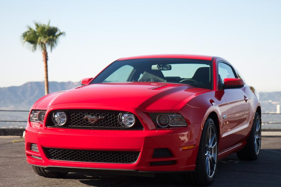 Ford Mustang 2014 #9