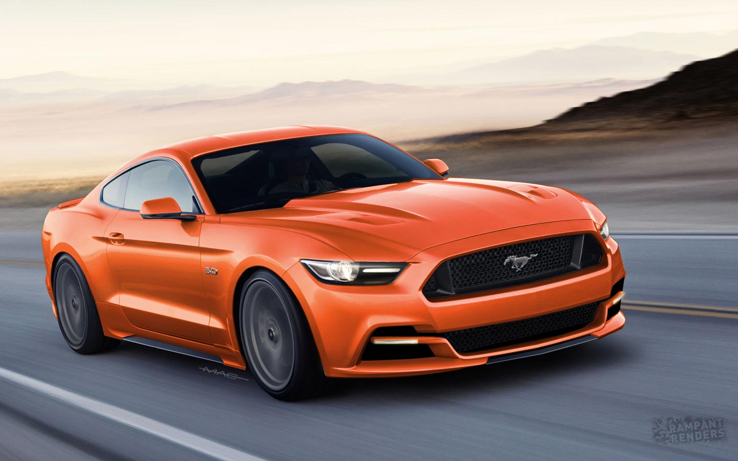 Ford Mustang 2015 #2