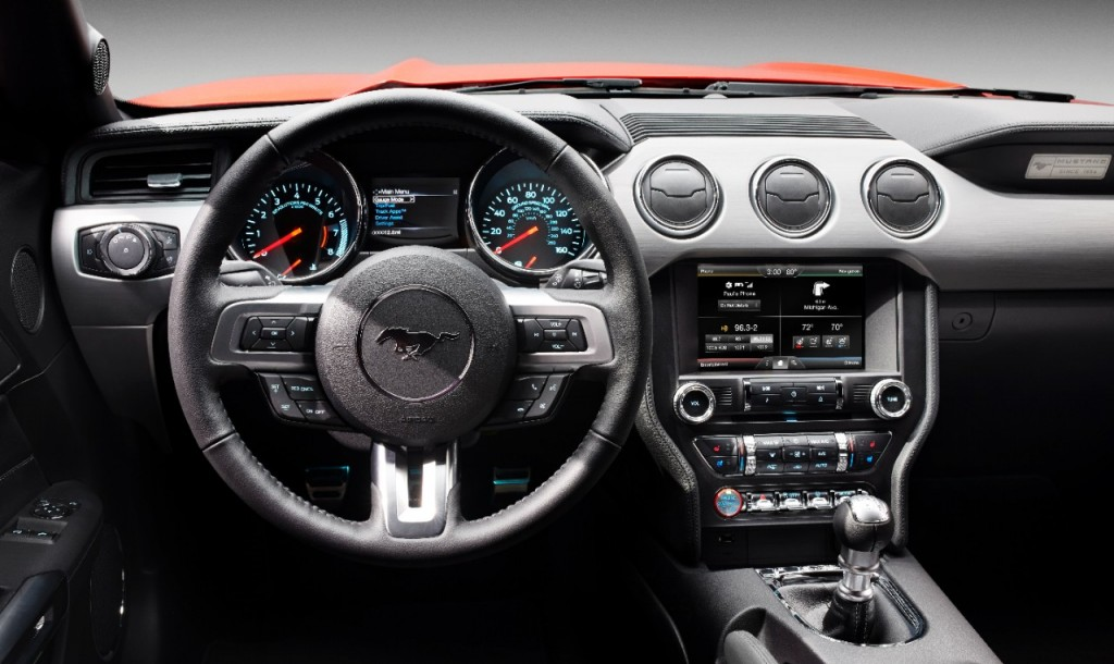 Ford Mustang 2015 #15
