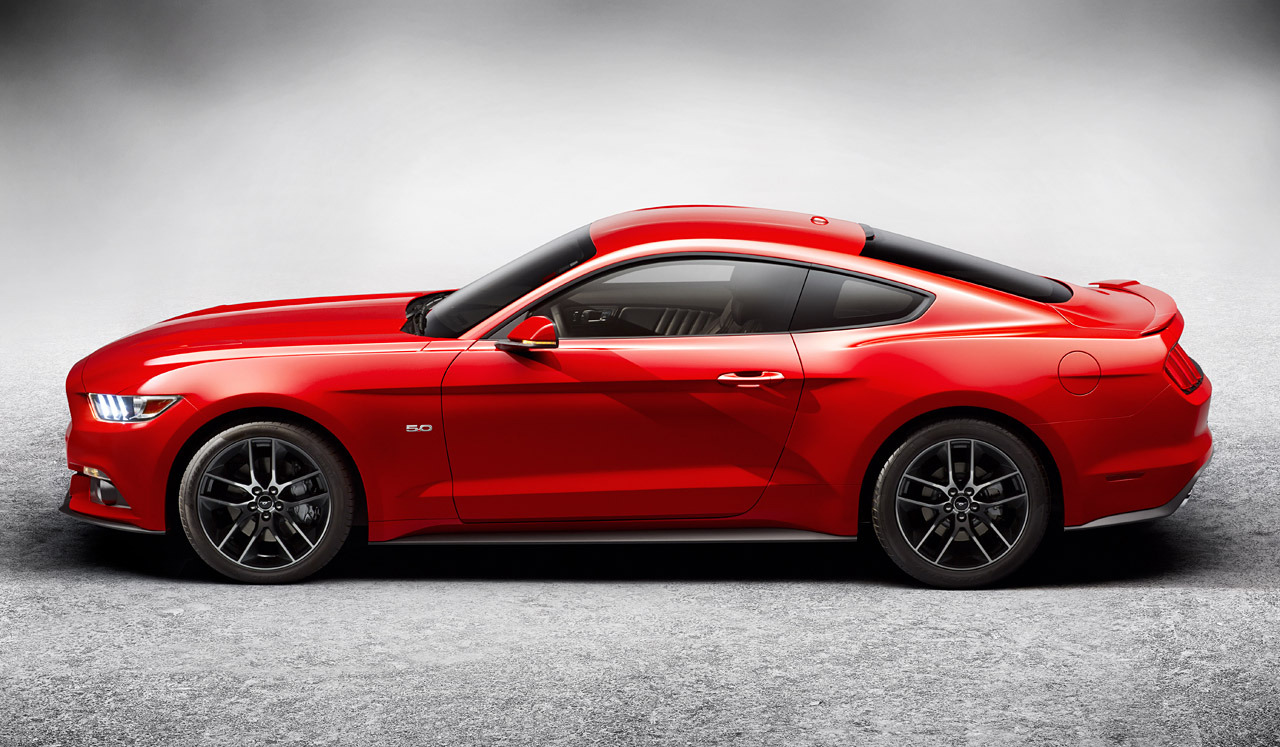 Ford Mustang 2015 #5
