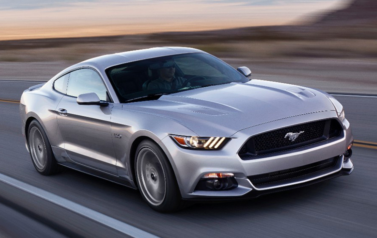 Ford Mustang 2015 #6