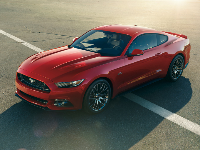 Ford Mustang 2015 #8