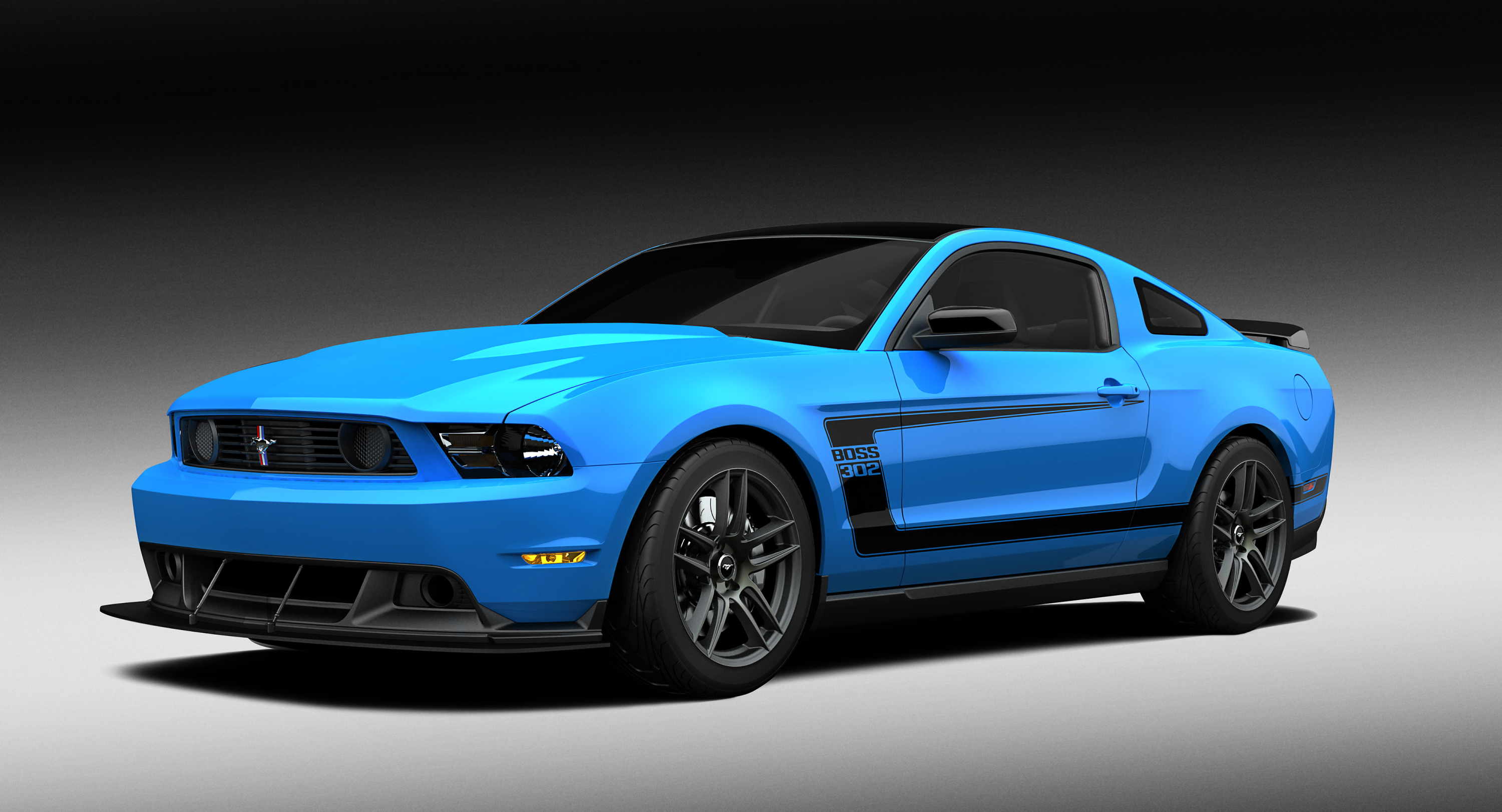 Ford Mustang #22