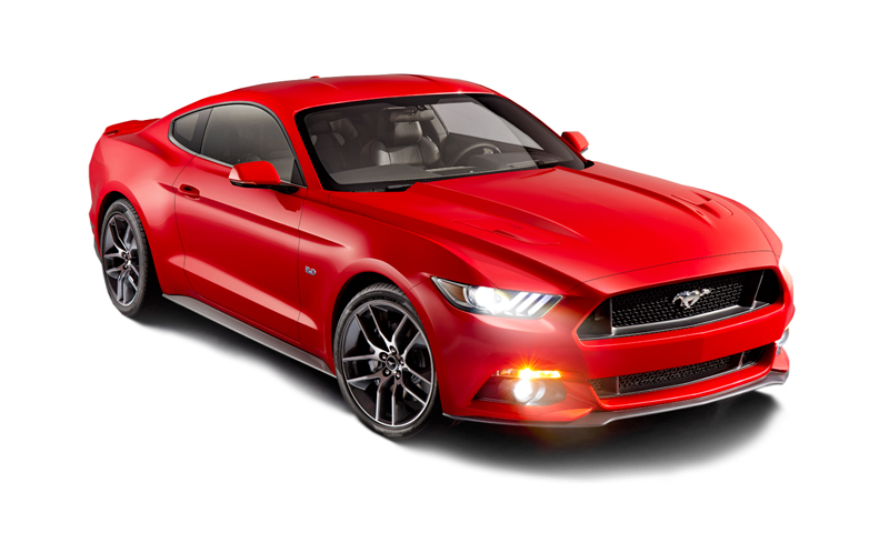 Ford Mustang #24