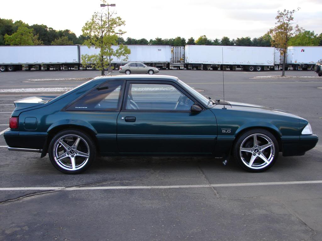 Ford Mustang LX 5.0 #43