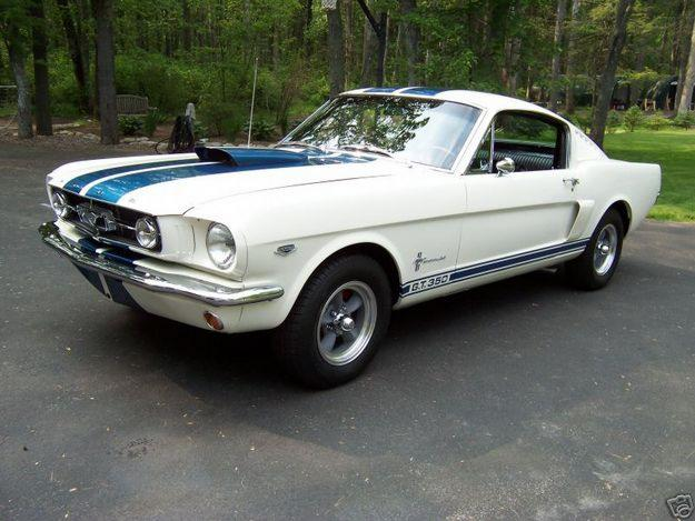 1965 Mustang Shelby GT500