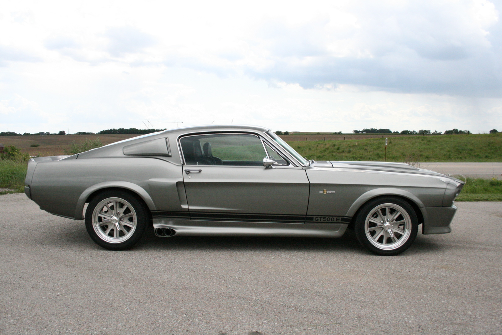 1967 ford mustang shelby gt information and photos. Black Bedroom Furniture Sets. Home Design Ideas