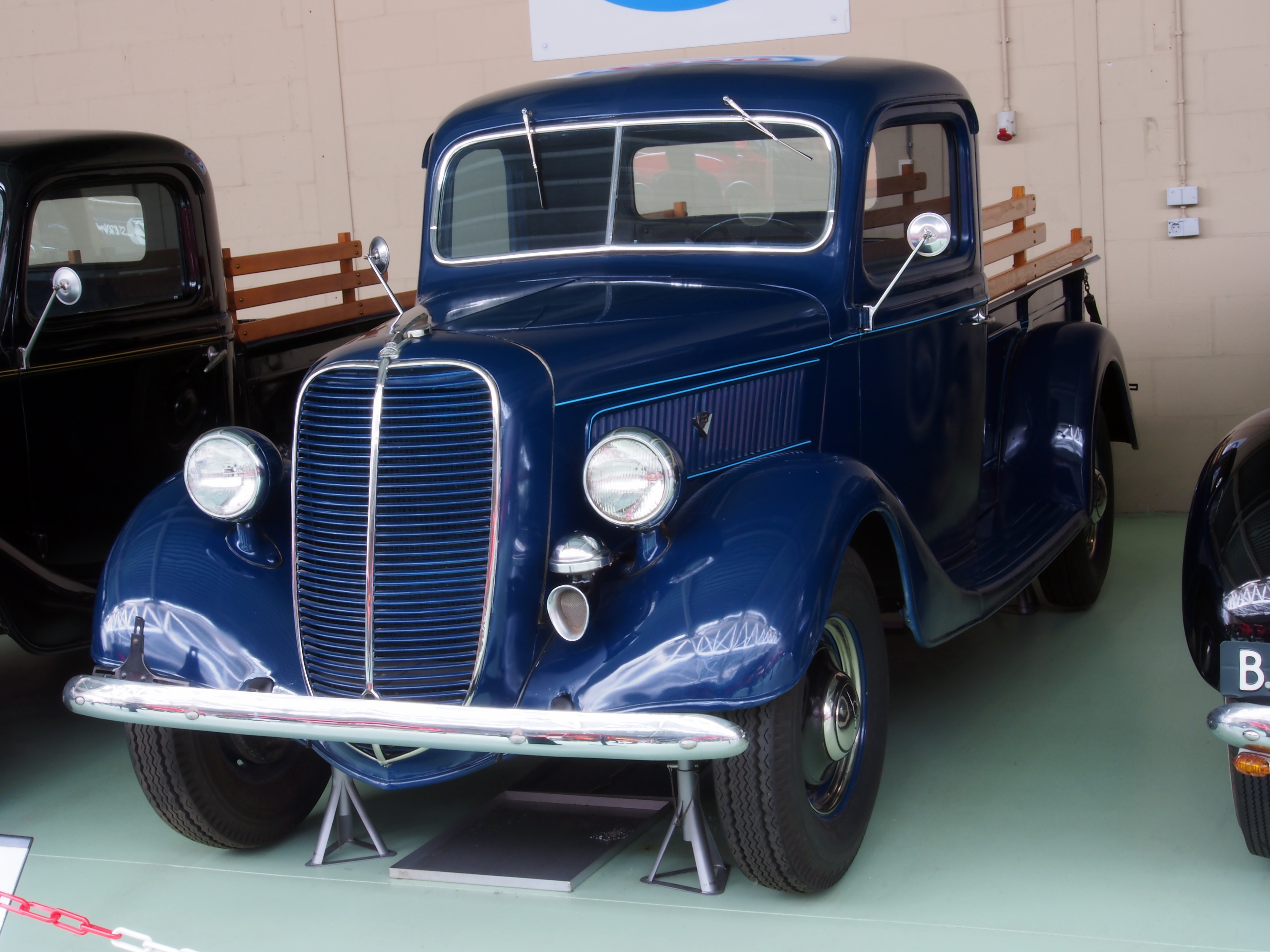 Ford C Max Energi >> 1937 Ford Pickup - Information and photos - MOMENTcar