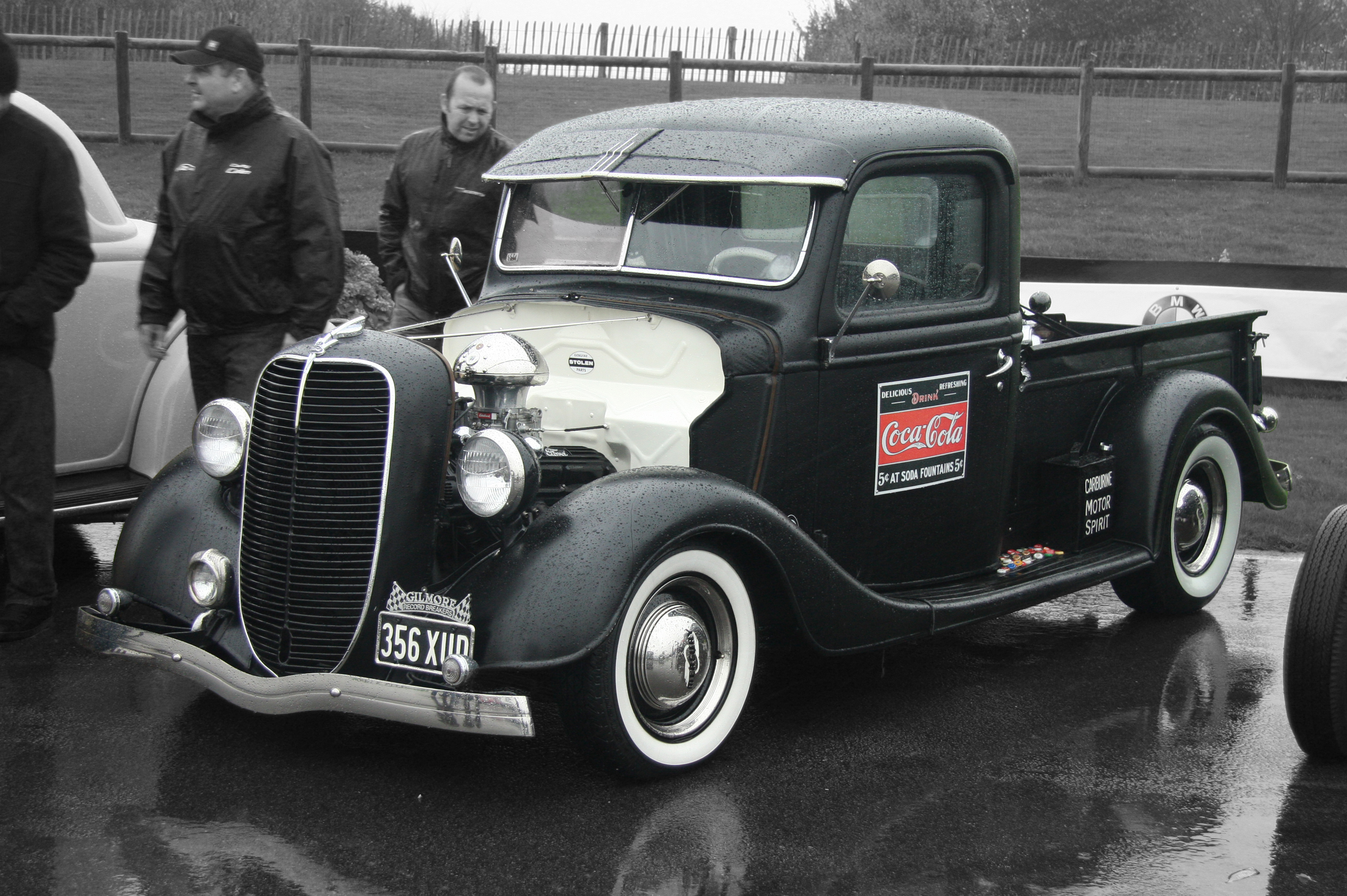 1937 ford pickup - information and photos