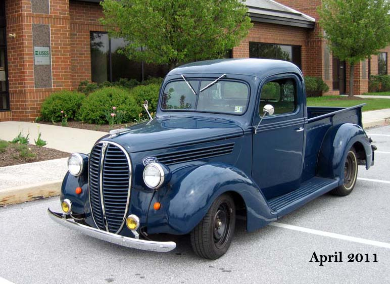 1938 Ford Pickup Information And Photos Momentcar