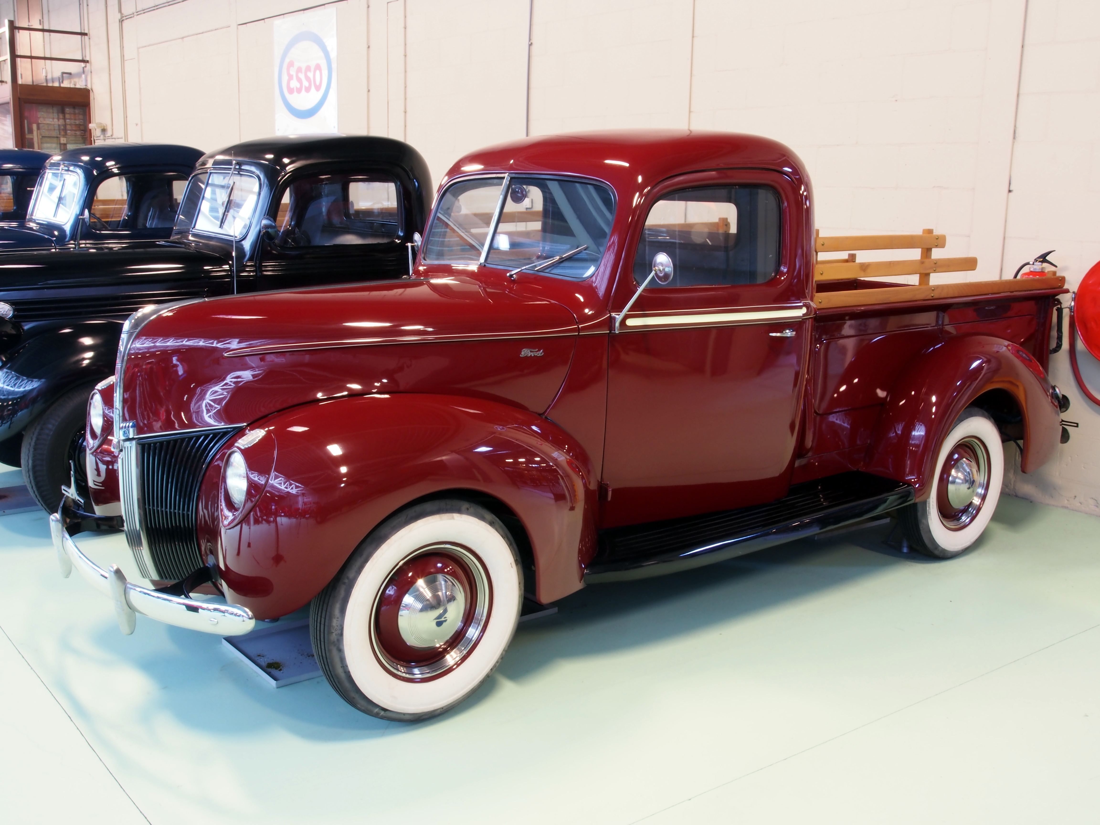 1940 Ford Pickup - Information and photos - MOMENTcar