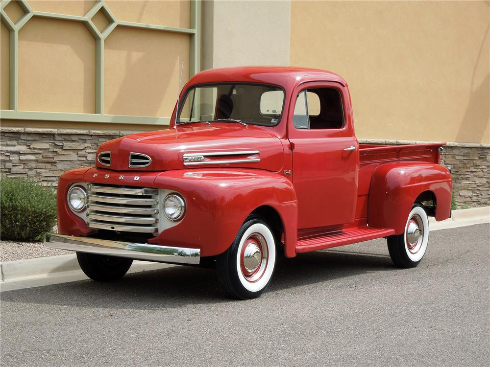 1949 ford pickup information and photos momentcar. Black Bedroom Furniture Sets. Home Design Ideas