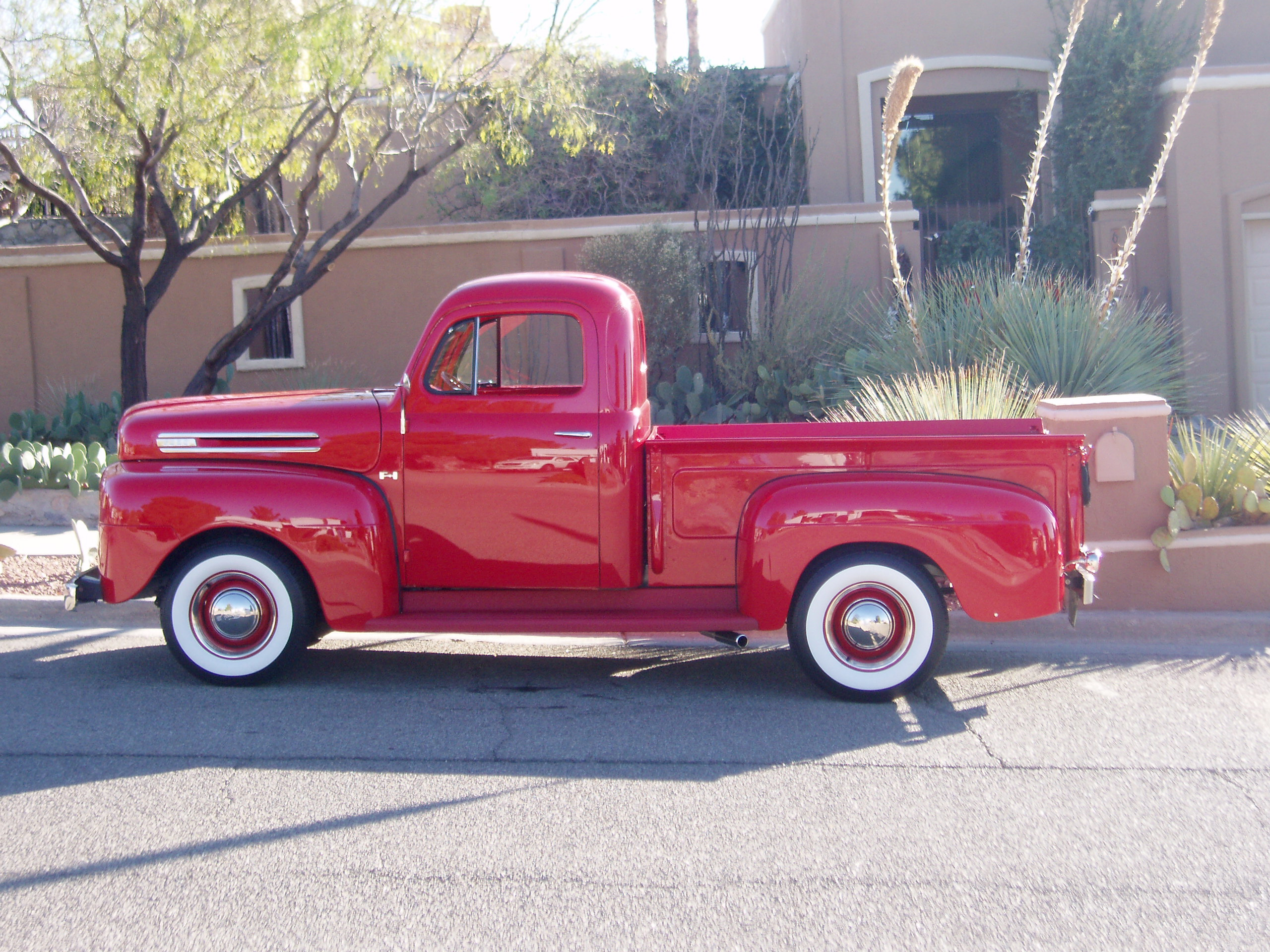1950 Ford Pickup Information And Photos Momentcar