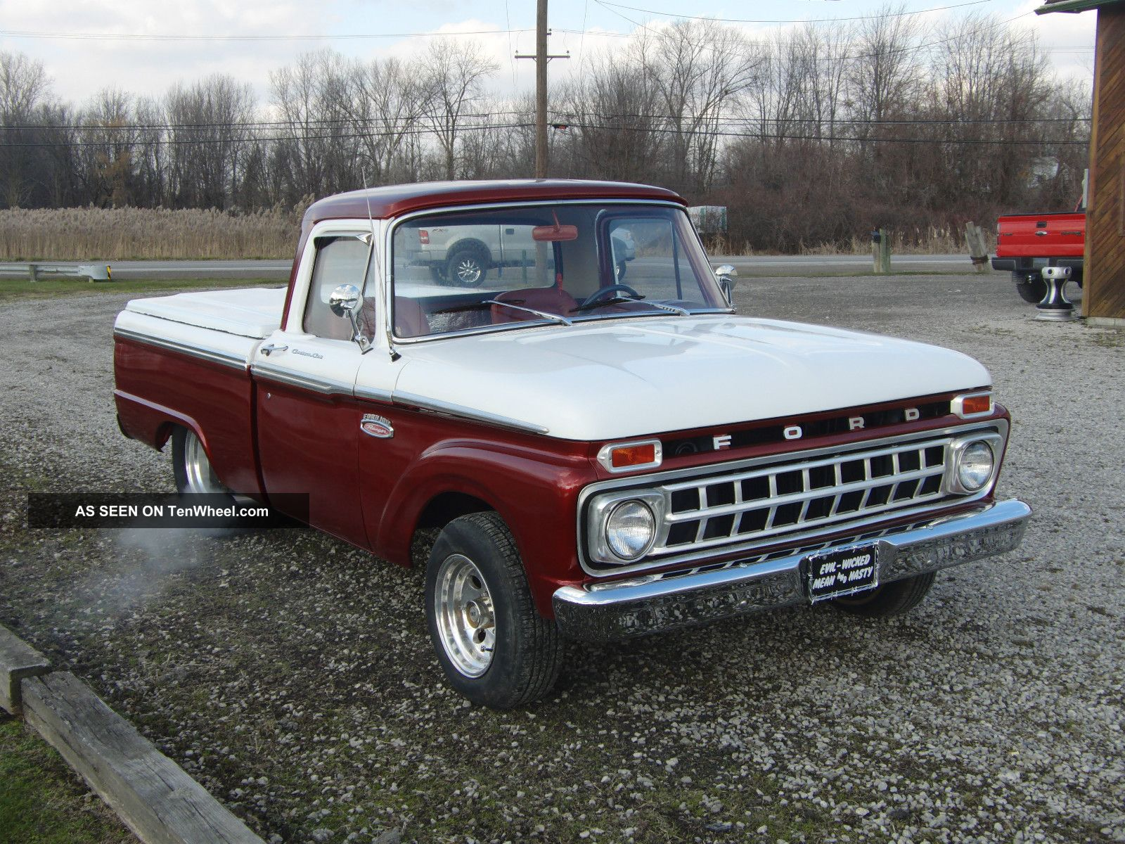 1965 Ford Pickup Information And Photos Momentcar 2006 F250 Fuse Box Van 3