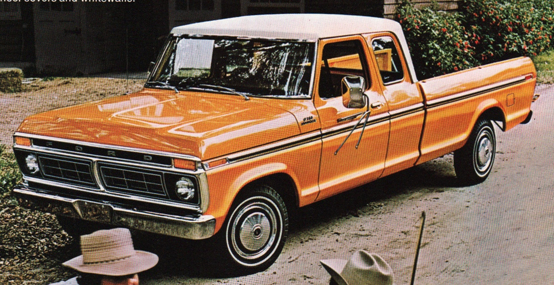 1977 Ford Pickup Information And Photos Momentcar