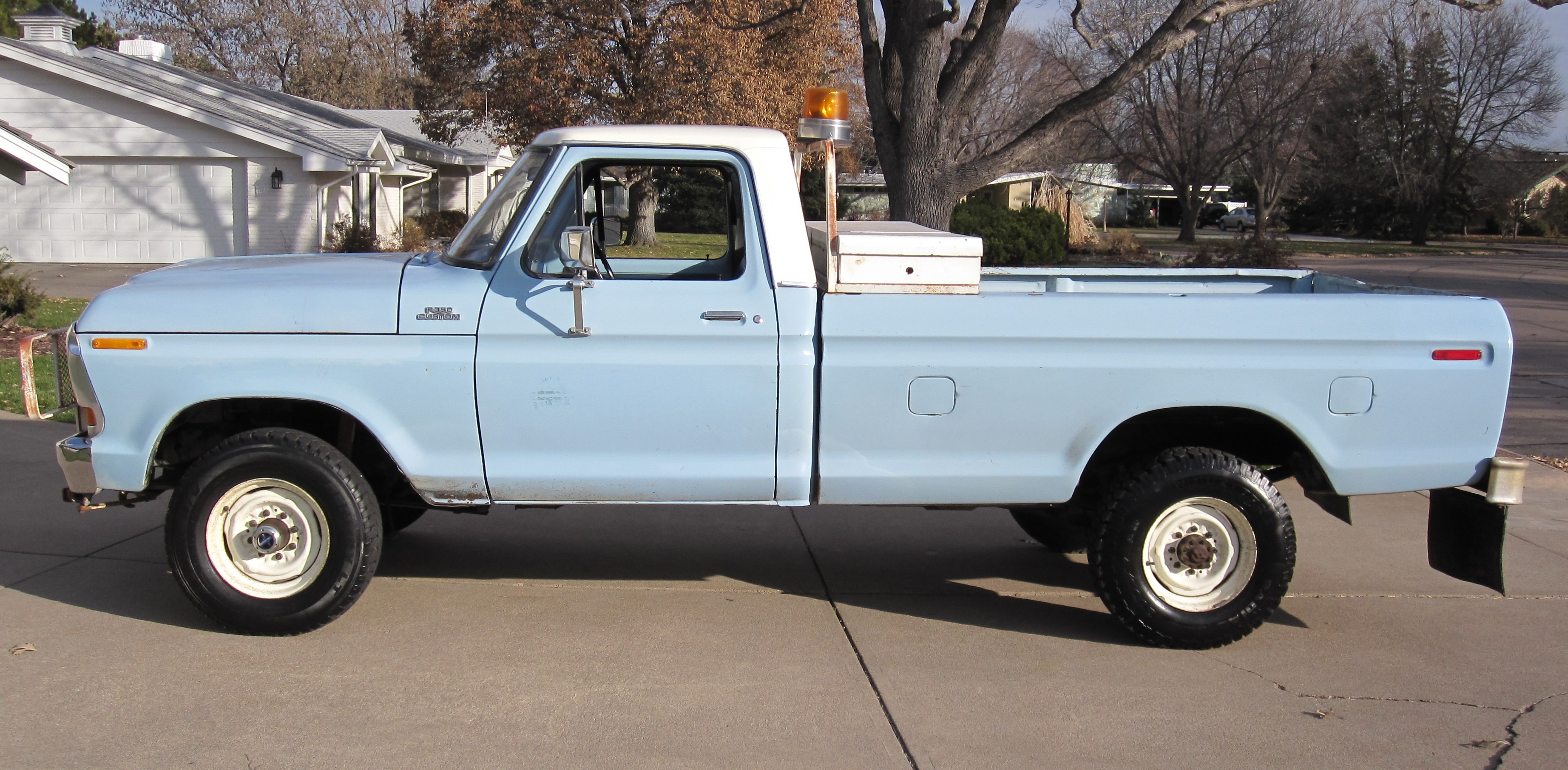 Ford Pickup 1979 3