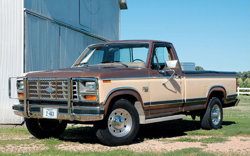 1983 Ford Pickup - Information And Photos