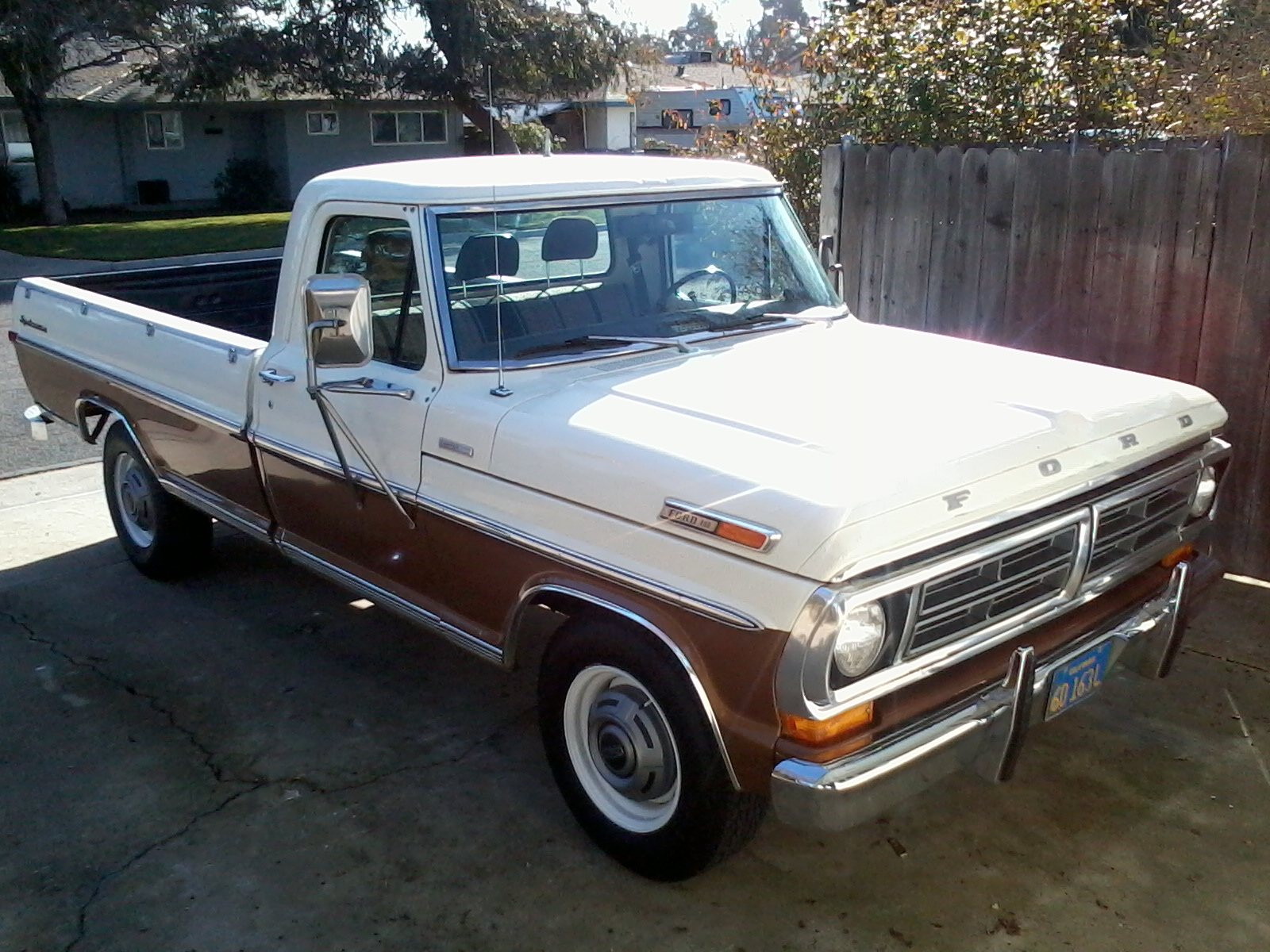 Ford Pickup Information and photos MOMENTcar
