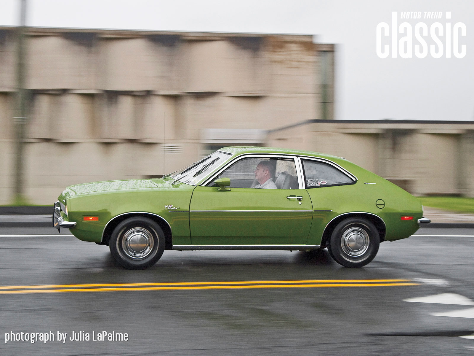 1971 Ford Pinto - Information and photos - MOMENTcar