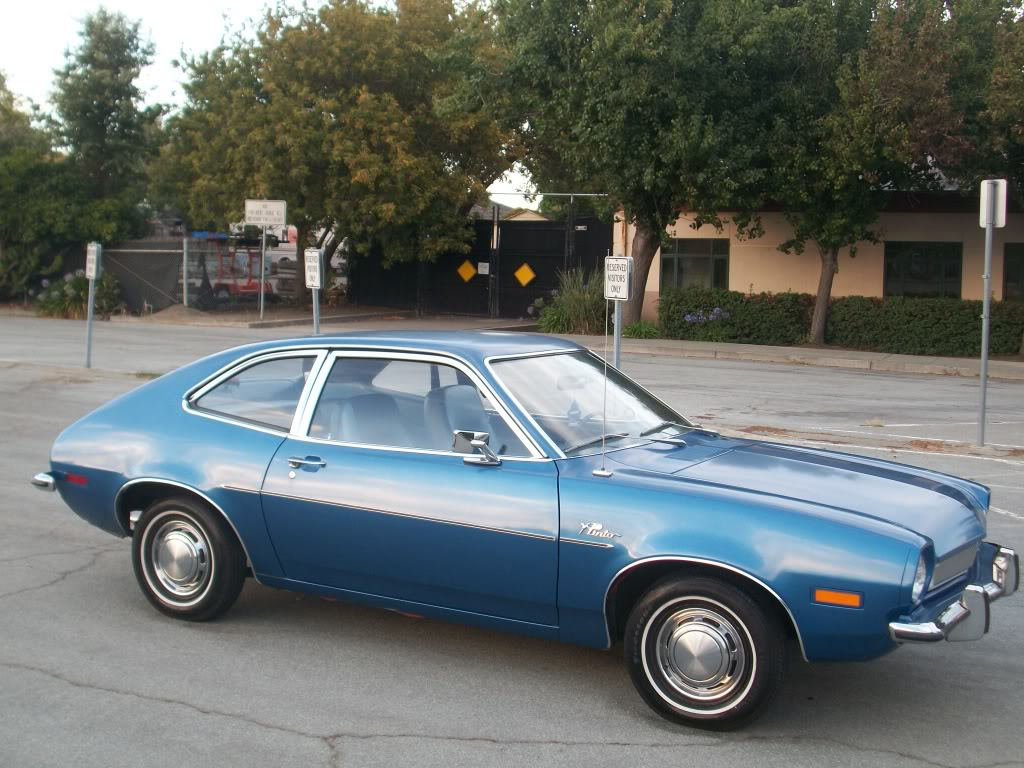 1973 Ford Pinto Information And Photos Momentcar