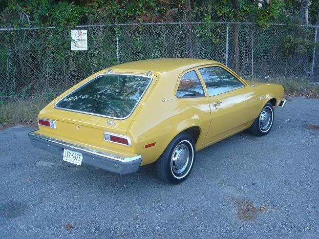Ford F 150 Lightning 1974 Ford Pinto - Information and photos - MOMENTcar