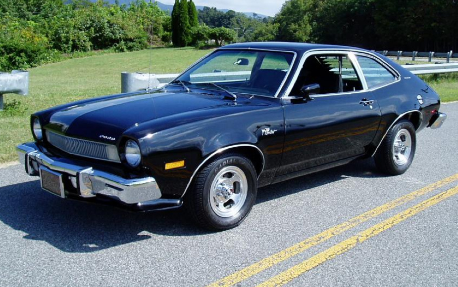 Ford Pinto 271px Image 4