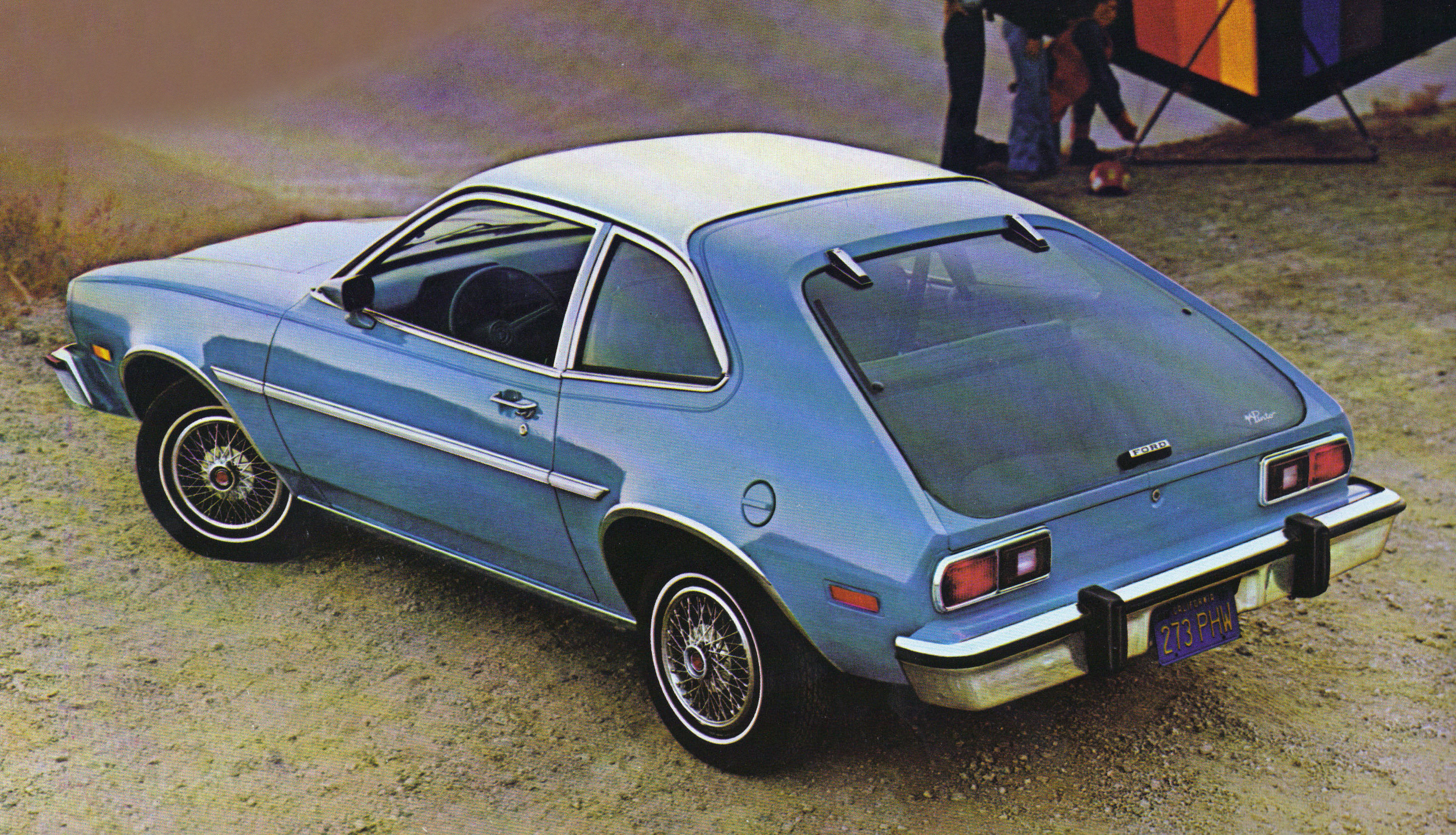 Ford Pinto #6