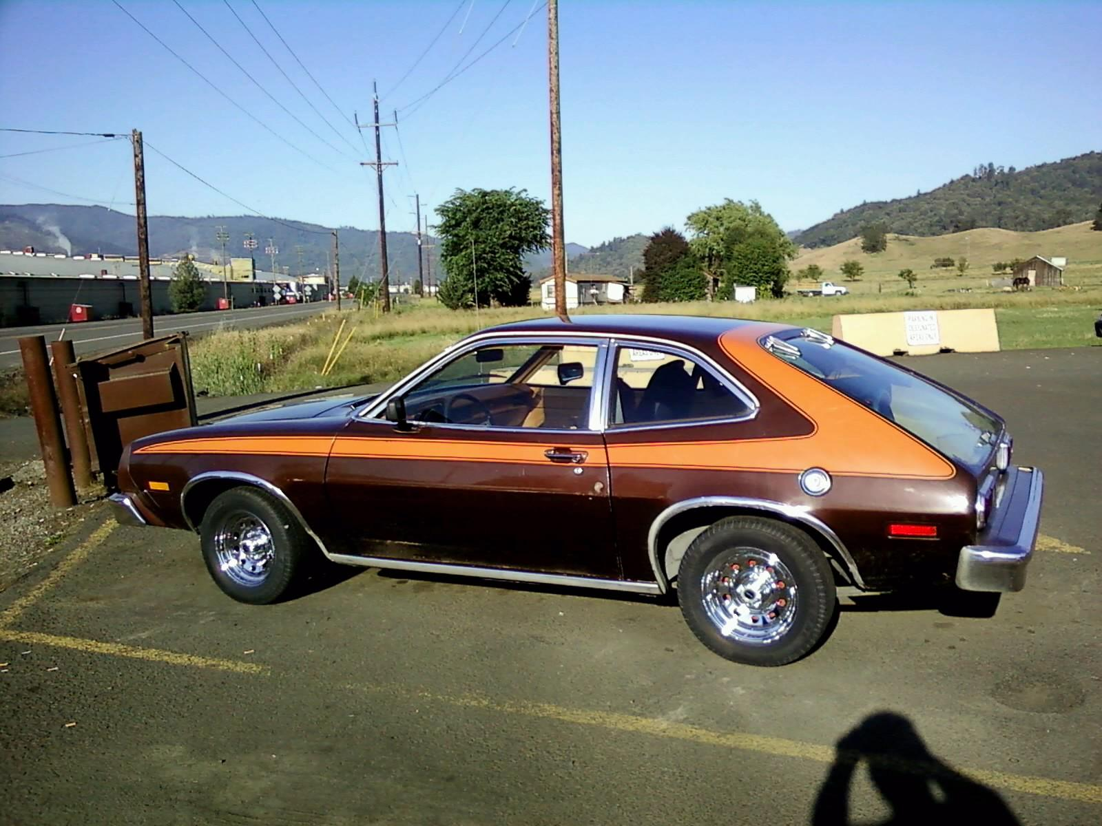 Ford Pinto #8