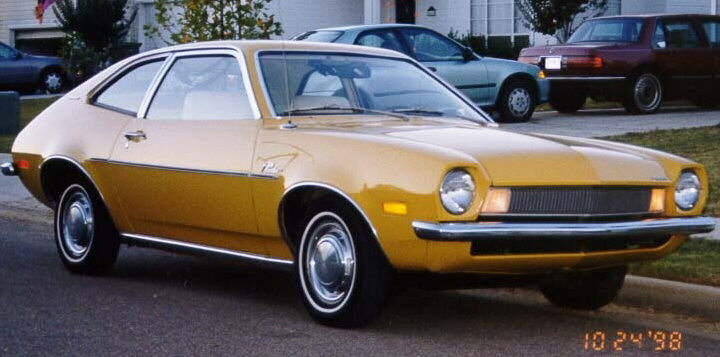 Ford Pinto #9
