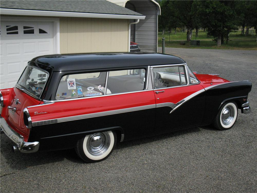 1956 ford ranch information and