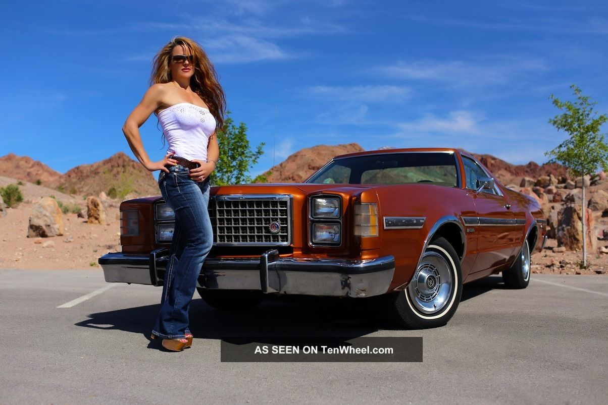 1977 Ford Ranchero - Information And Photos