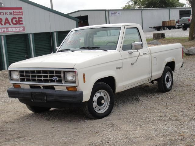 1983 Ford Ranger - Information And Photos