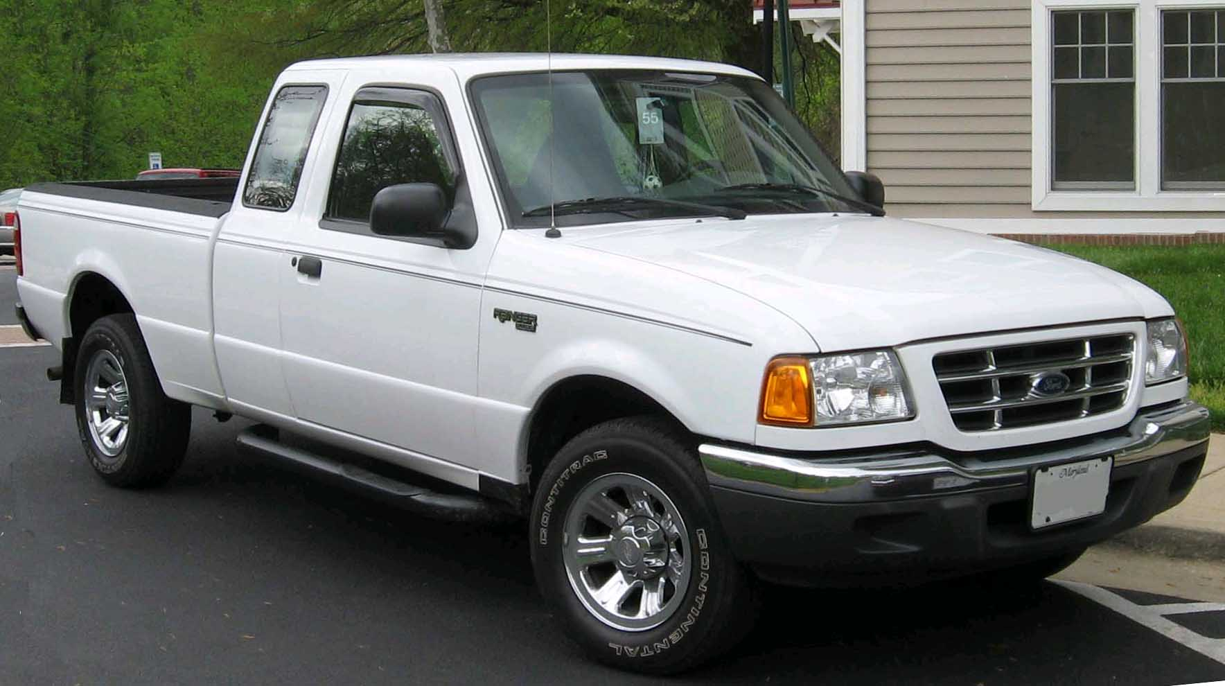 2003 Ford Ranger Information And Photos Momentcar Wiring Diagram For 1