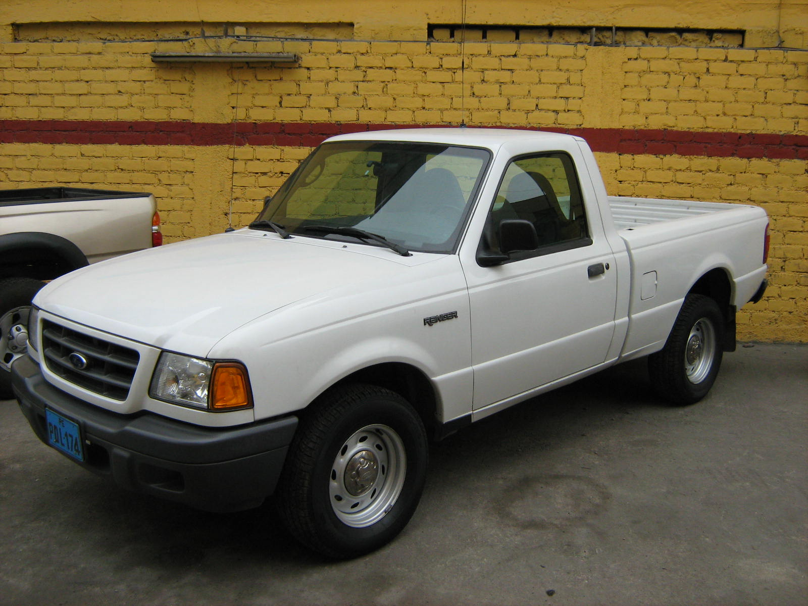 2003 ford ranger information and photos momentcar. Black Bedroom Furniture Sets. Home Design Ideas