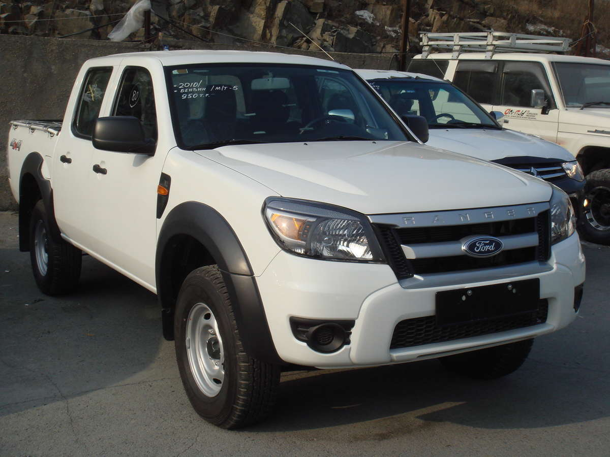 2010 ford ranger information and photos momentcar. Black Bedroom Furniture Sets. Home Design Ideas