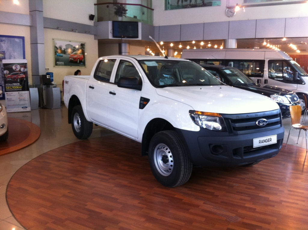 Ford Ranger Base #10