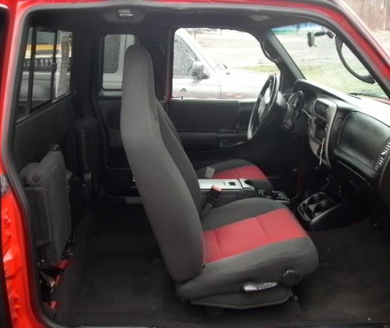 Ford Ranger XLT FX4 Level II #39