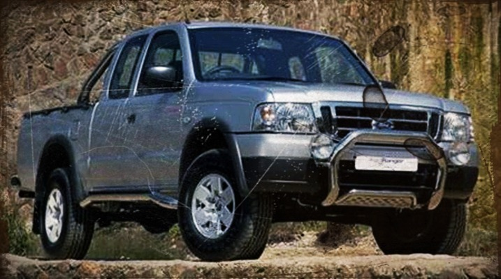 Ford Ranger XLT Off-Road #5