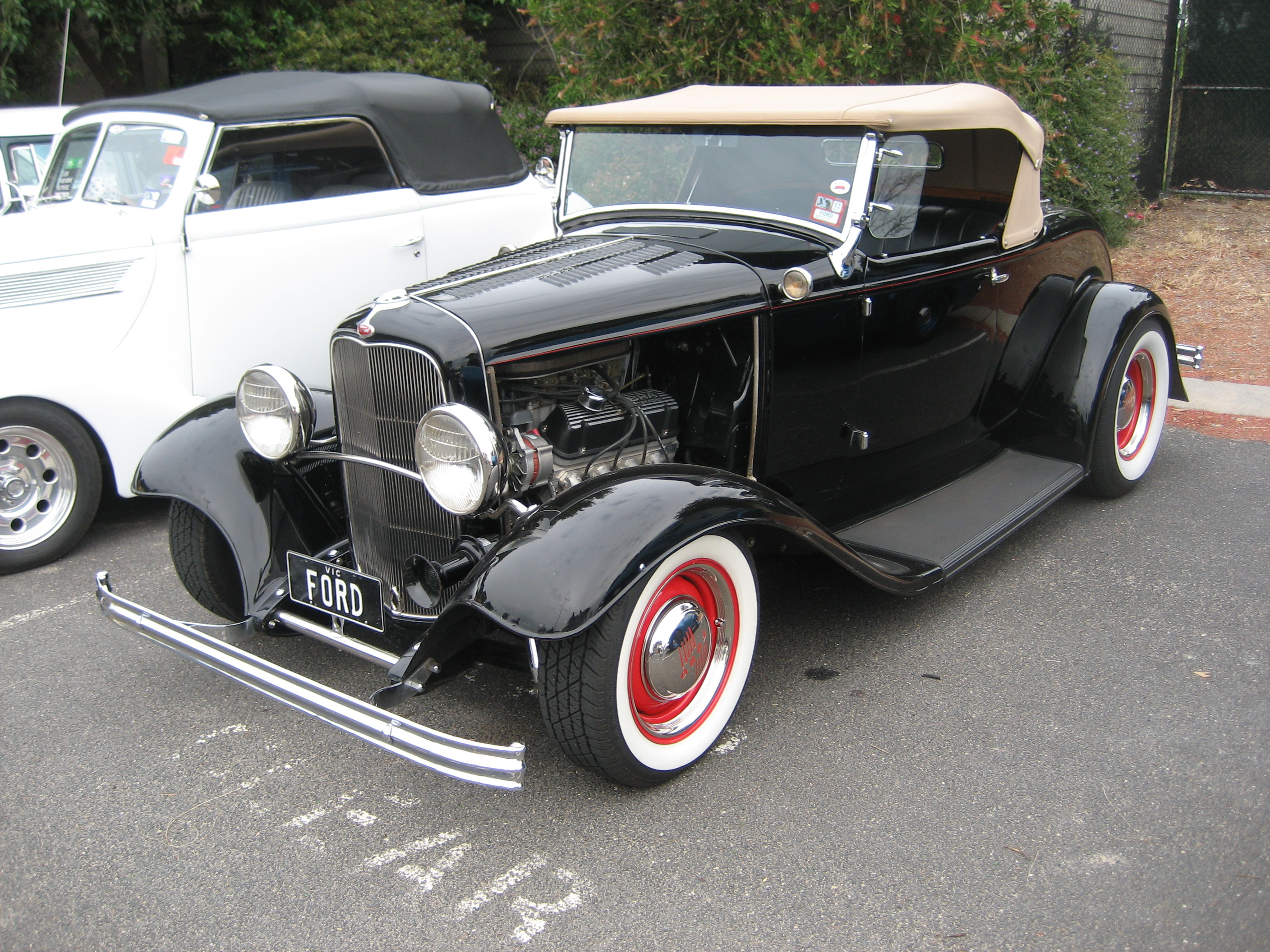 1932 Ford Roadster Information And Photos Momentcar