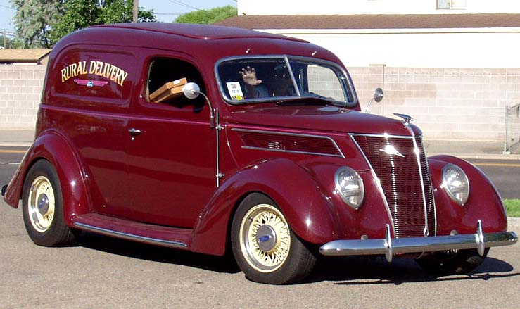 1937 ford sedan delivery information and photos momentcar 1937 Ford Tow Truck ford sedan delivery 1937 5
