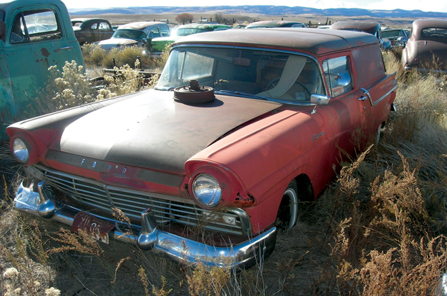 FORD SEDAN DELIVERY - 324px Image #8